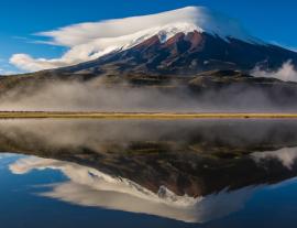 Ecuador, la via dei vulcani
