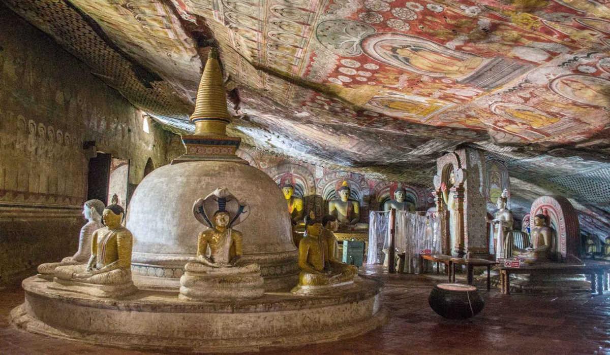 Dambulla_Il Dente del Buddha