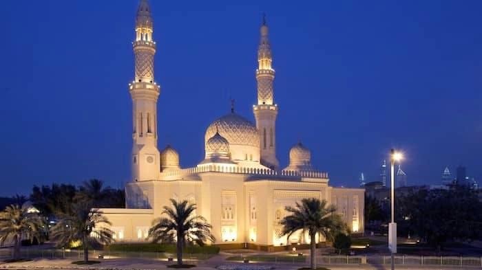 Dubai_Moschea Jumeirah