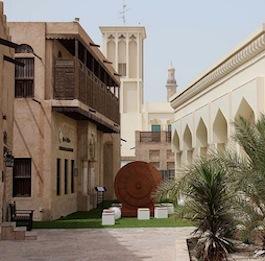 Dubai_Quartiere di Bastakiya