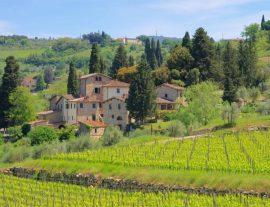 Toscana e la Strada del Chianti