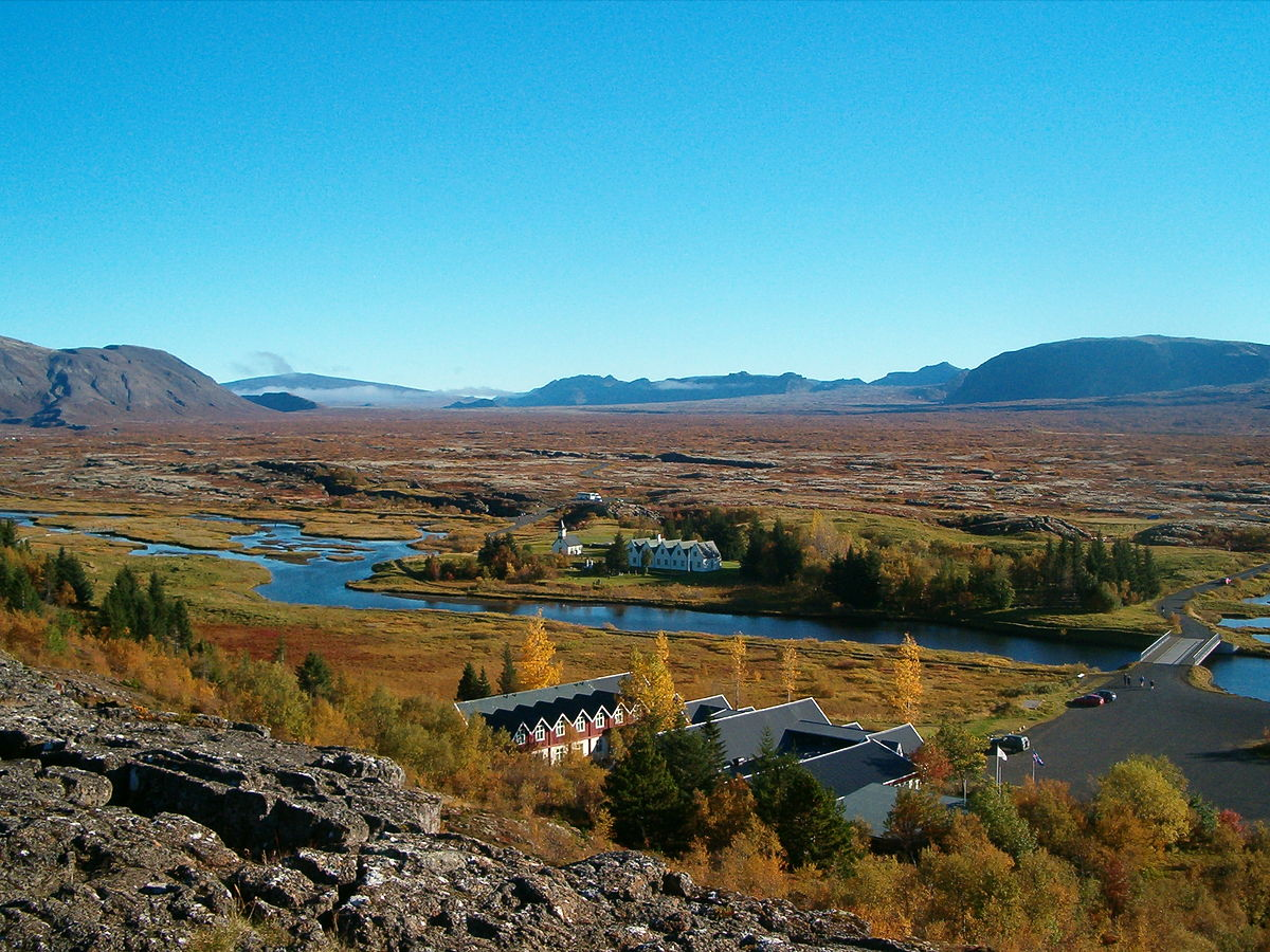 Parco Nazionale Þingvellir