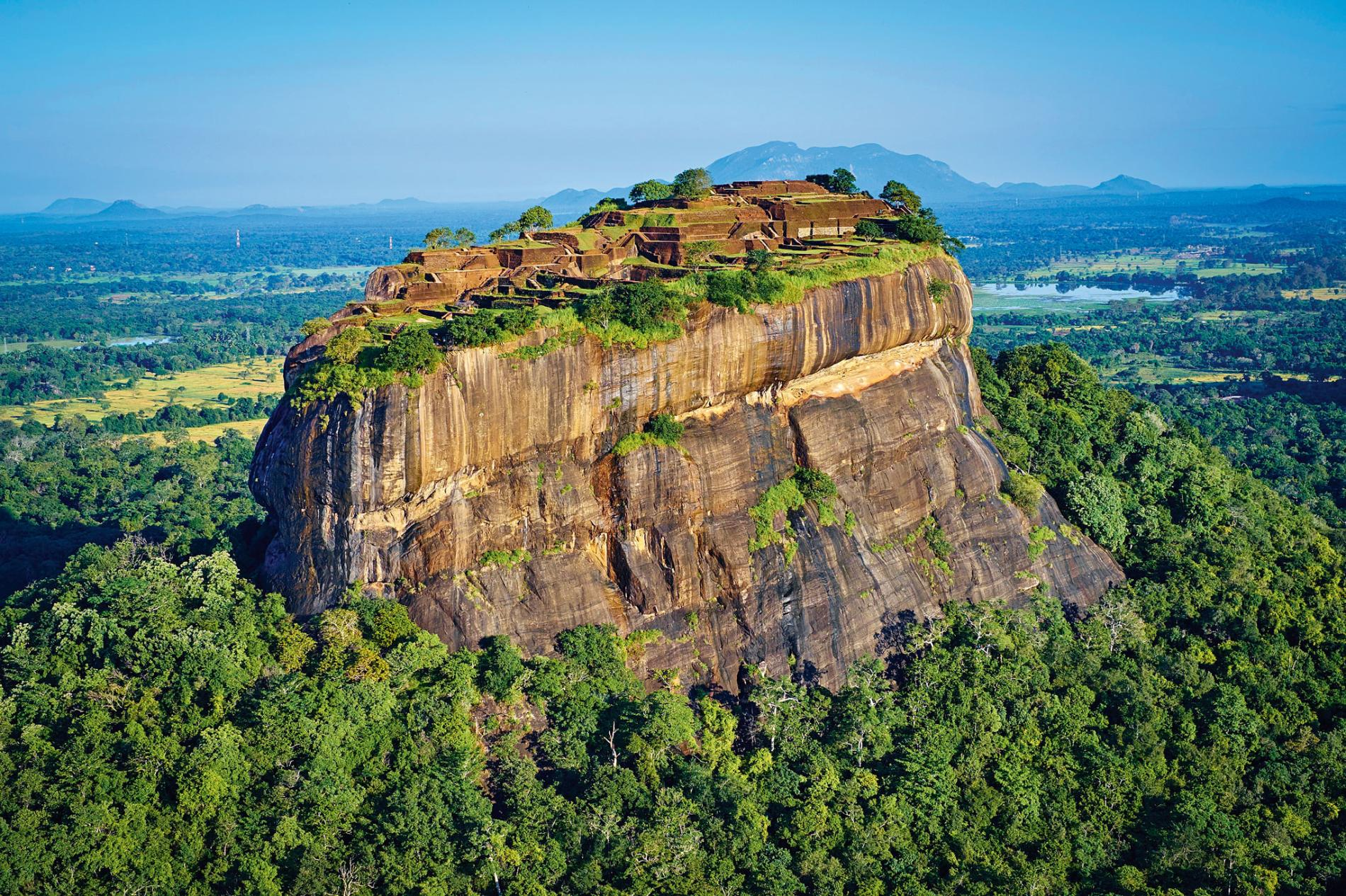 Sigiriya_La Fortezza del Leone