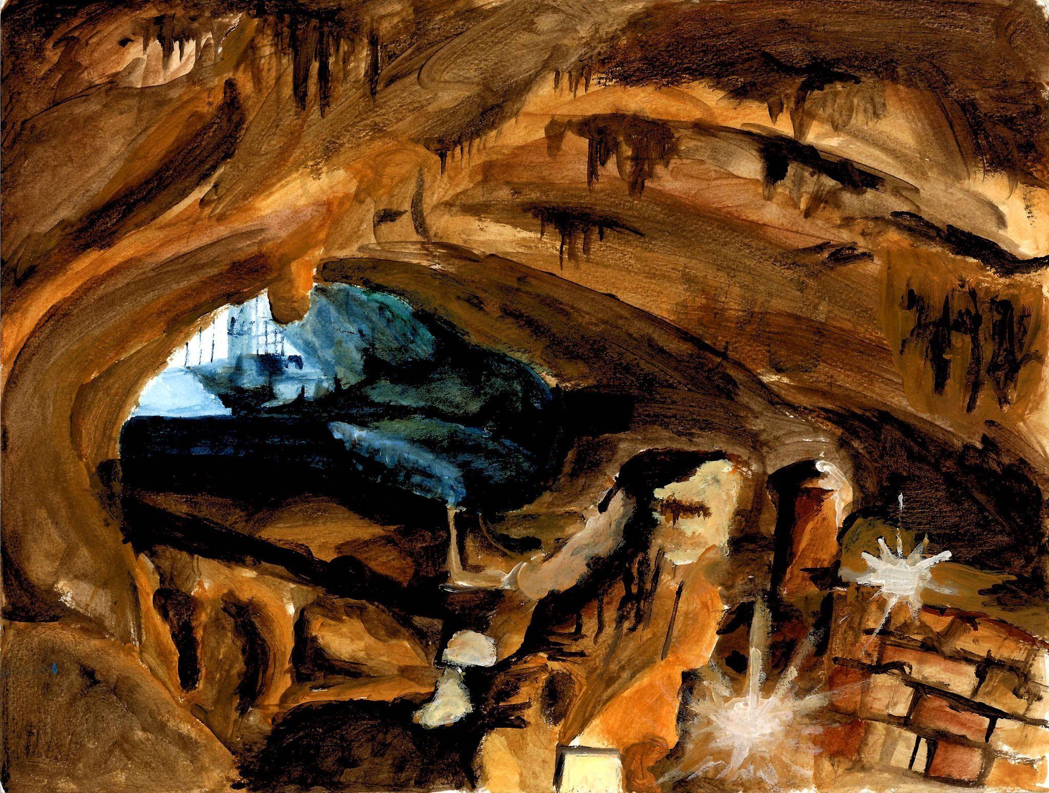 Ghar Dalam_Grotta dell'oscurità