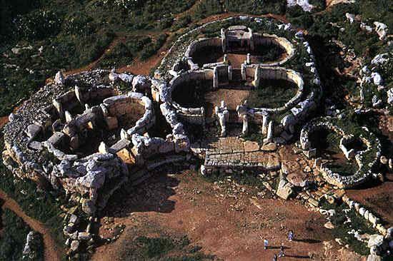 Templi megalitici di Ggantija