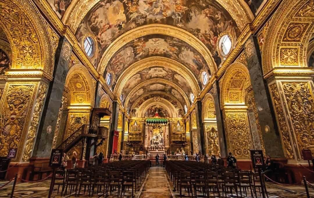 Valletta_Co-Cattedrale di San Giovanni