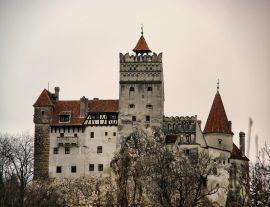 Halloween in Romania con Dracula!