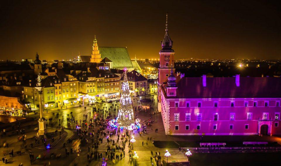 Polonia, la bella sconosciuta – SPECIALE CAPODANNO A VARSAVIA