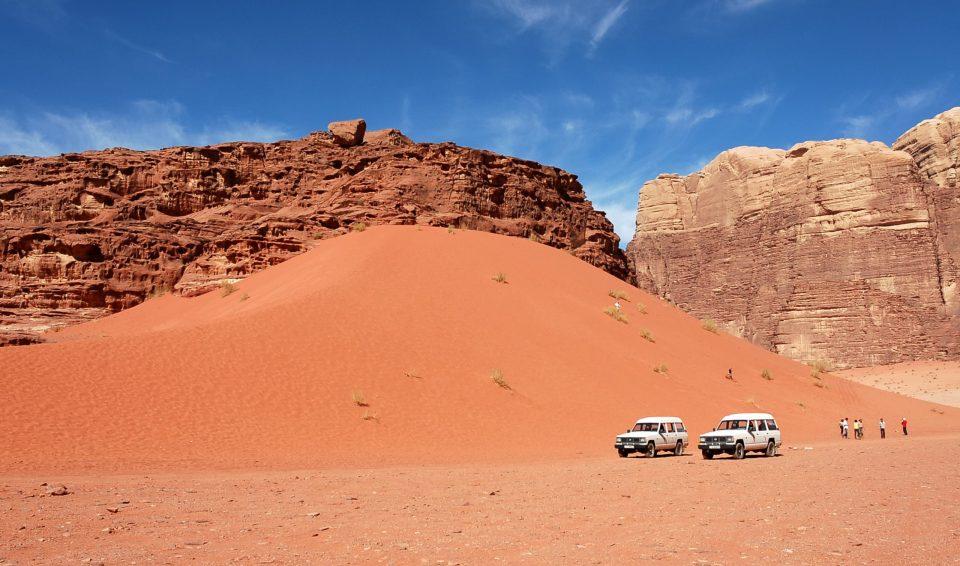Giordania: Petra tra deserto e mare 2021