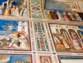 """Padova """"città dipinta"""" Patrimonio dell'Unesco"""